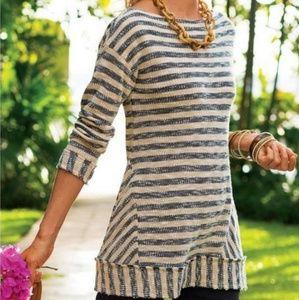Soft Surroundings Marina Pullover Sweater